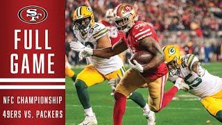 NFC Championship Full Game | 49ers