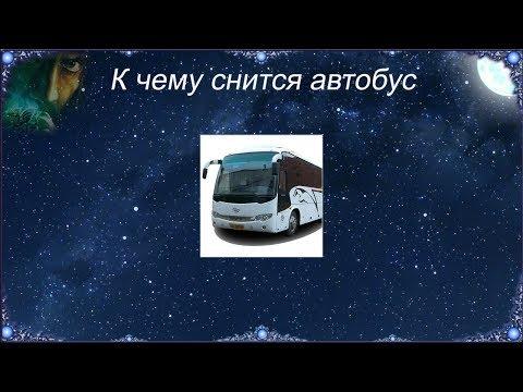 К чему снится Автобус (Сонник)