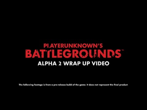 Alpha 2 wrap up