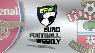 Arsenal Vs Southampton 23.11.13 | EPL Football Match Preview 2013