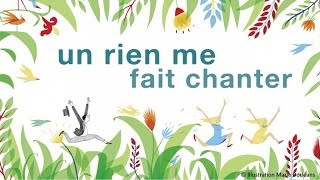 Jacques Haurogné - Un rien me fait chanter - Charles Trenet pour les enfants
