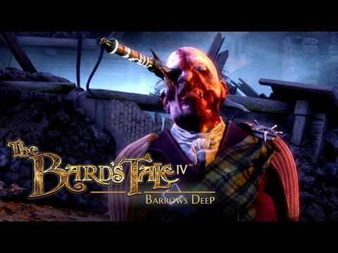 Bards Tale IV Barrows Deep Day One Edition
