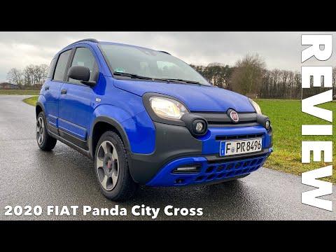 FIAT Panda City Cross Fahrbericht Test Review Preis Leistung Verbrauch Kaufberatung Voice over Cars
