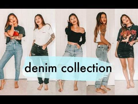 DENIM COLLECTION | IDRESSMYSELFF