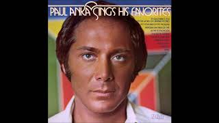 Paul Anka - Put Your Head On My Shoulder (remastered]) [HQ]