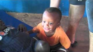 Wavin Flag Cover, K'Naan, Young Artist for Haiti, 2010 World Cup Theme Song, Wes Edwards