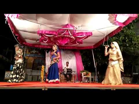 Sonu dancer Tejaji ke natak Sultanpur