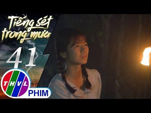 THVL | Tiếng sét trong mưa - Tập 41[5]: Phượng đi tìm cậu Hai để cứu Hải thì bị Cai Tuất chặn đường