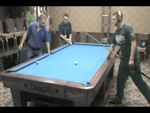 Stuart Pettman Jayson Shaw 2013 Derby City Straight Pool Challenge
