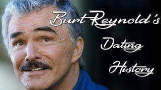 Women Burt Reynolds Has Dated