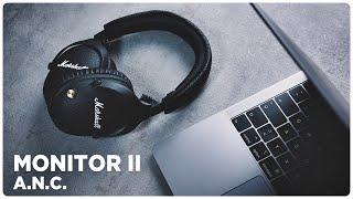 Marshall Monitor 2 ANC | fast perfekt? | 2020 | deutsch