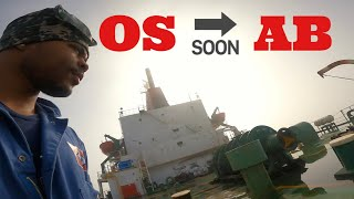 Ordinary Seamen to Able-Bodied Seamen | Thing's you should know before becoming an AB | Seamen Vlog
