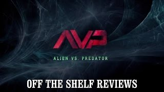 AVP Alien Vs Predator Review  Off The Shelf Reviews