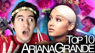 Top 10 Canciones De Ariana Grande ☁️ Gera Husseim