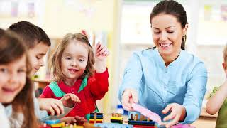 Online Childcare Courses with Chevron Training