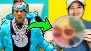 The FIRST EVER Replica Of 6ix9ine's NEW CHAIN!! (Do we like it..?)