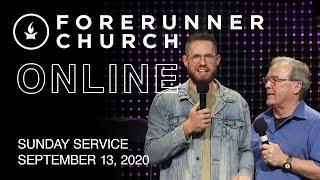 Sunday Service | IHOPKC + Forerunner Church | September 13