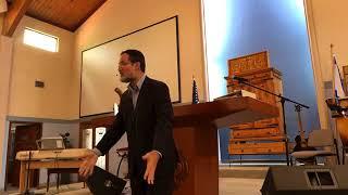 Shabbat Sermon 03/24/2018