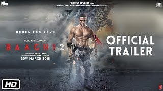 Trailer of Baaghi 2 (2018)