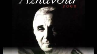 Charles Aznavour Comme ils disent
