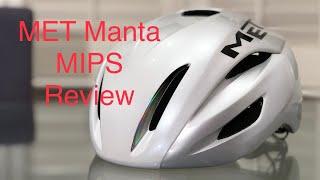 MET Manta MIPS 2021 road cycling helmet review