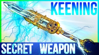 Skyrim Best Weapons – Keening & Secret Unique Spell Location!