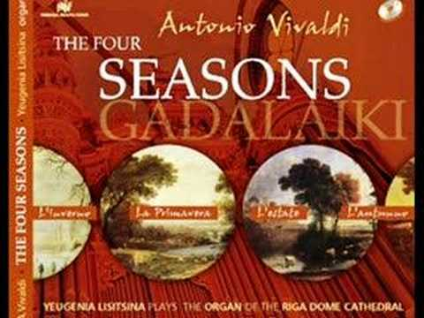 "The Four Seasons: Concerto No. 1 in E major, Op. 8, RV 269, ""La primavera"" (Spring): I Allegro (1725) (Song) by Antonio Vivaldi"