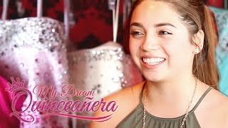 Designing the Dress - My Dream Quinceañera - Jacquie Ep. 2