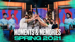 LEC : Moments and Memories, Spring Split 2021
