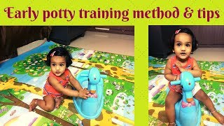 What is the right time to start potty training | Practical tips for potty train your child