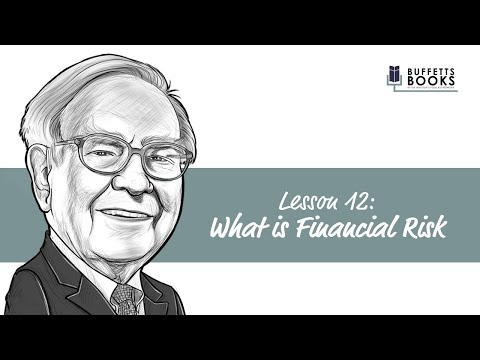 12. What is Financial Risk