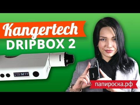 Kangertech Dripbox 2 TC - набор  - видео 1