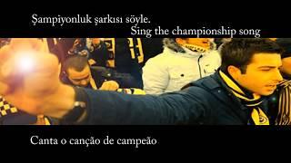 Haydi Sen De Gel Katıl Bize, Şampiyonluk Şarkısı Söyle #UltrasFener