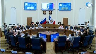 Депутаты областной думы назначили дату осенних губернаторских выборов