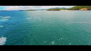 Cinematic FPV video in my favorite place on Chamela Beach, Negrito & Island! ????