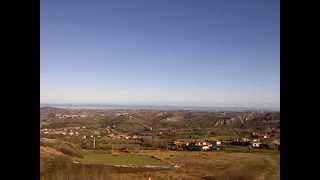 preview picture of video 'San Marino - Rimini, 24 ore in 1 minuto'