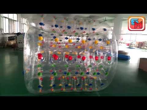 Водный роллер размер 2х1,8х1,8 м от