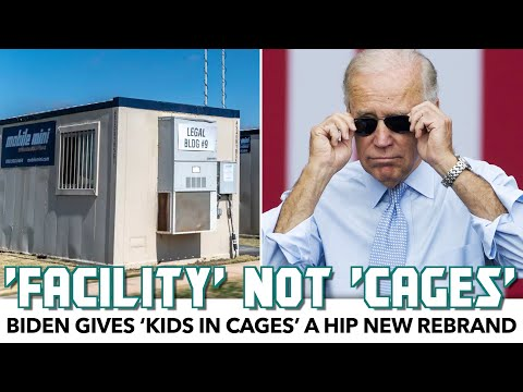 Biden Reopens Facility For Migrant Kids