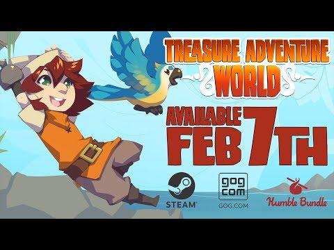 Treasure Adventure World Trailer - Release Feb 7th 2018 thumbnail