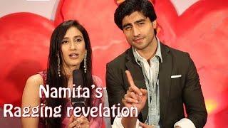 Harshad Talks About Ragging Namita On Bepannaah Set