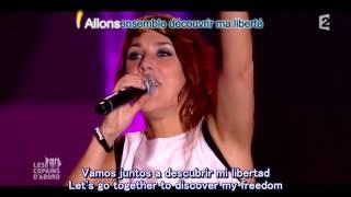 Zaz - Je veux Yo Quiero I Want subtitulos español subtitles english paroles karaoke