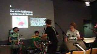 Architecture In Helsinki \ 2 @ The Apple Store 101607