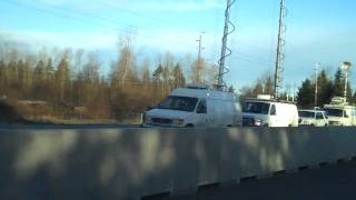 Fatal Head-On Accident Closes I-5 in Marysville, WA