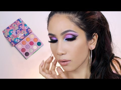 Give It To Me Straight Eye Shadow Palette  by Colourpop #8