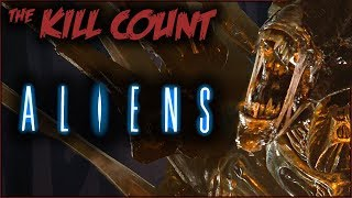 Aliens (1986) KILL COUNT