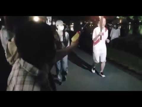 Ιαπωνία: Γυναίκα προσπάθησε να σβήσει την Ολυμπιακή φλόγα με... νεροπίστολο