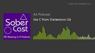 Ida C from Statesboro GA