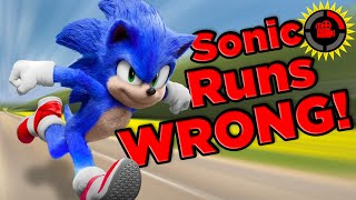 Film Theory: Dear Sonic, You SUCK at Running!