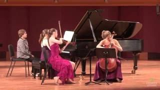 Shostakovich: Piano Trio No 2 in E minor, Op. 67, Mvt. IV, Allegretto