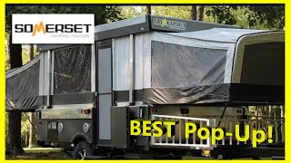 Somerset | The Best Pop Up Trailer On The Market!